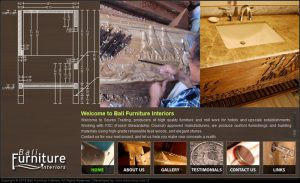 bali furniture interiors